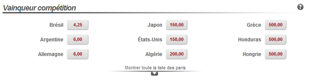 paris long terme betclic