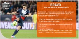 PMU Ligue 1 football
