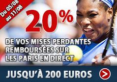 paris tennis france pari