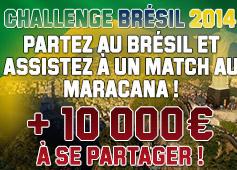 unibet paris sportifs challenge brésil