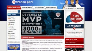france pari NBA basketball