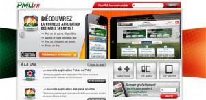 PMU paris sur mobile
