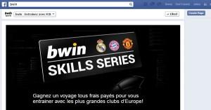 Bayern Munich et Bwin