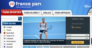 France Pari : 1er Trimestre 2014