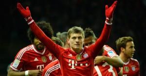 Pronostic Bayern Manchester, match retour 2014