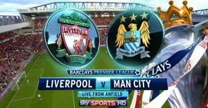 Pronostic Liverpool Manchester City, 13 avril 2014