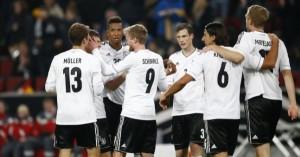 Composition Allemagne Portugal, 16 juin 2014