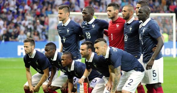 Composition France Honduras, Groupe E