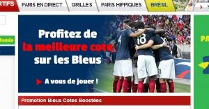 France Pari : Meilleure cote garantie