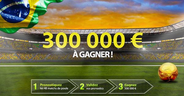 Netbet : Concours Jackpot Mondial