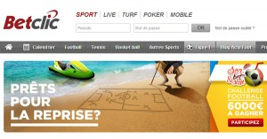 BetClic : Sea, Bet and Sun