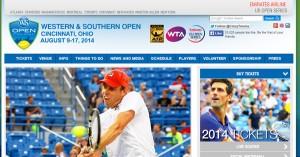 ParionsWeb : Tennis et Cincinnati