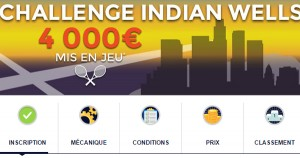 ParionsWeb et son challenge tennis