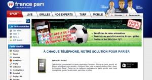 France Pari sur Windows Phone