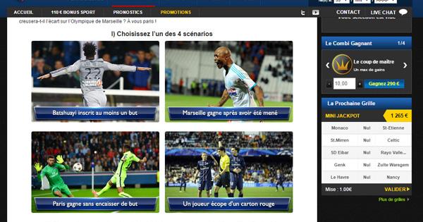 Paris sportifs Netbet