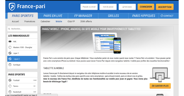 Application-mobile-France-Pari