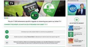 Avis Unibet TV