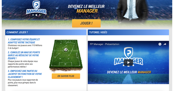 Fantasy-League-France-Pari