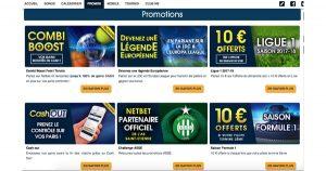 Promotions-Avis-Netbet