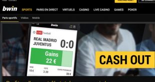 Cash Out Bwin