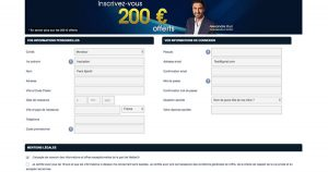 Ouvrir compte NetBet