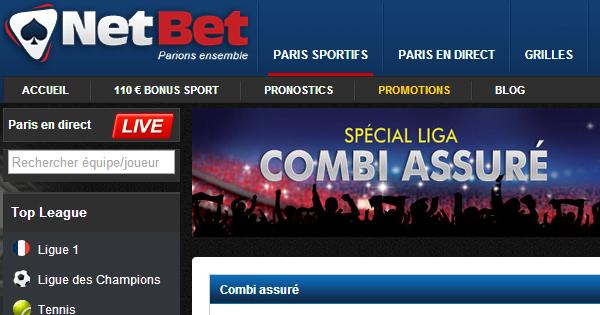 Netbet assure vos paris combin s pour la liga espagnole - Coupe de la liga espagnol ...
