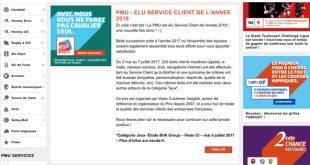 PMU meilleur service client